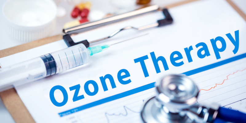 Could Ozone Therapy Be the Best Treatment for Chronic Disease?